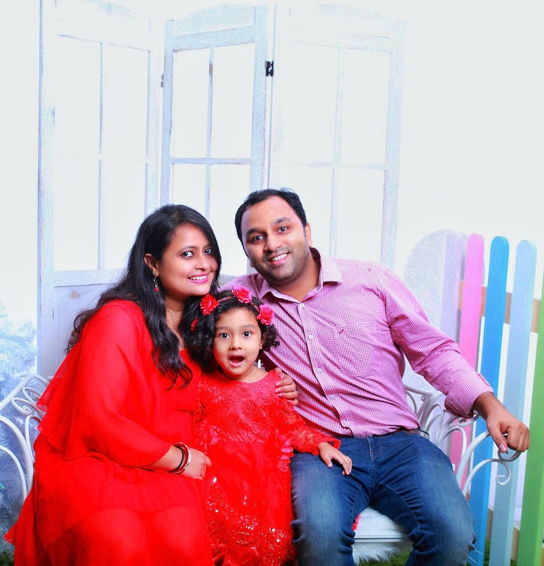 Mother's Day 2021 - Namita and family