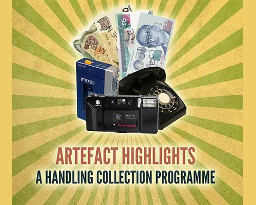 artefact highlights